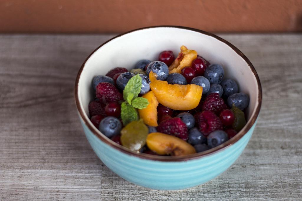 fresh fruit fruit salad